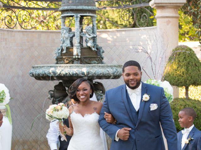 Jaima and Richard's Wedding in Sacramento, California 10