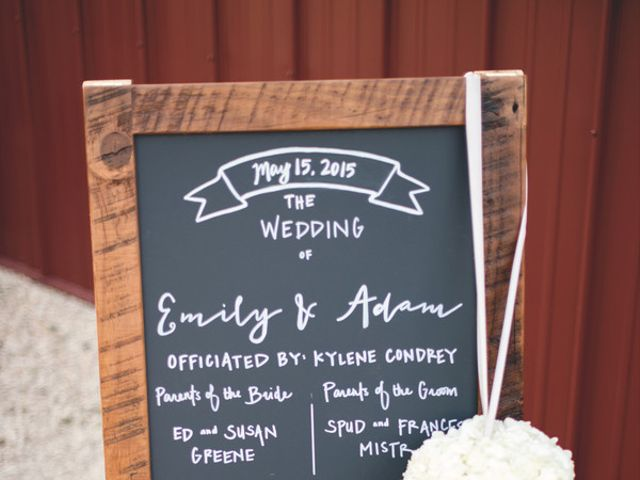 Emily and Adam's Wedding in New Kent, Virginia 9