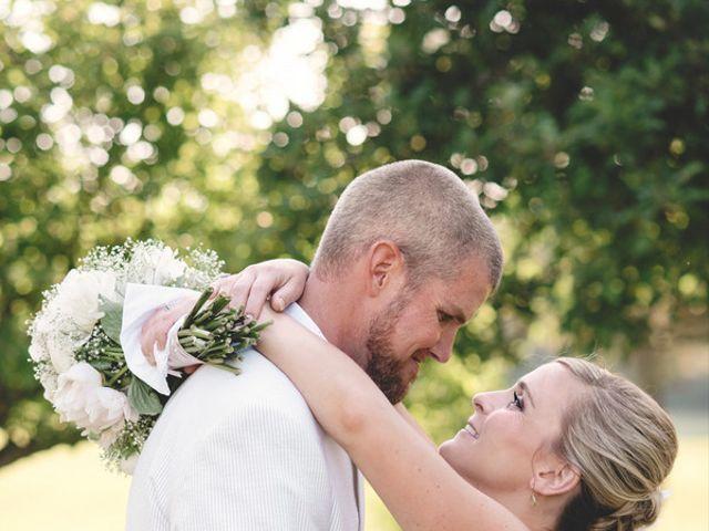 Emily and Adam's Wedding in New Kent, Virginia 19