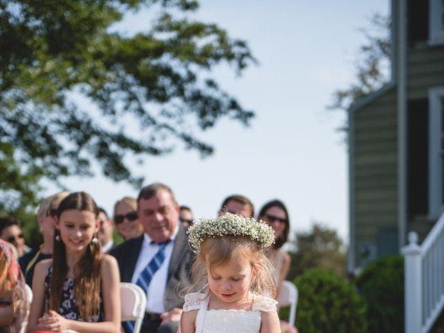 Emily and Adam's Wedding in New Kent, Virginia 12