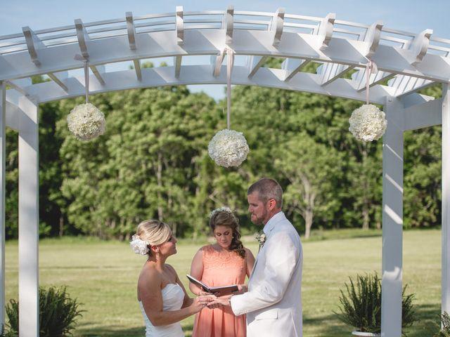Emily and Adam's Wedding in New Kent, Virginia 14