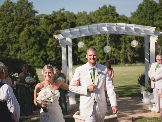 Emily and Adam's Wedding in New Kent, Virginia 16