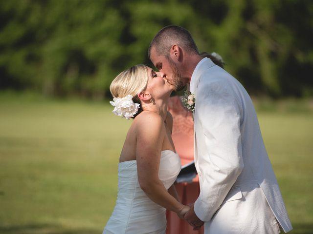 Emily and Adam's Wedding in New Kent, Virginia 15