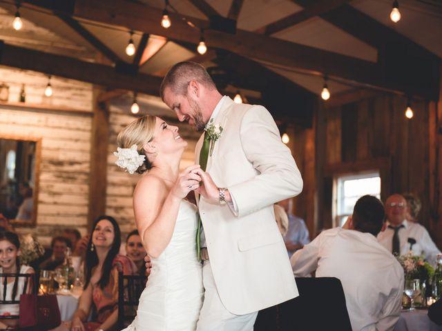 Emily and Adam's Wedding in New Kent, Virginia 24