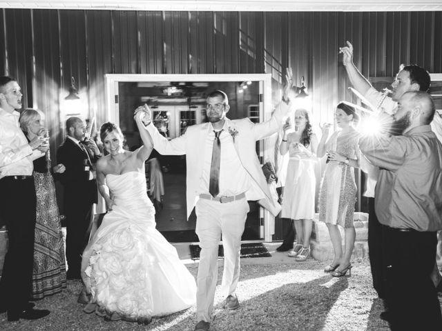 Emily and Adam's Wedding in New Kent, Virginia 28