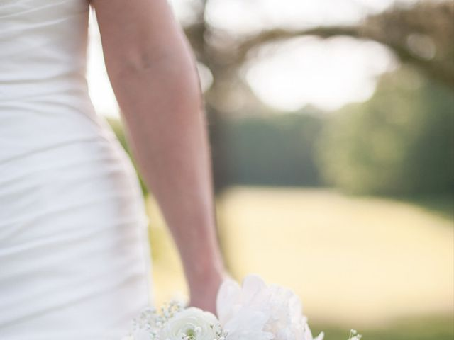 Emily and Adam's Wedding in New Kent, Virginia 5
