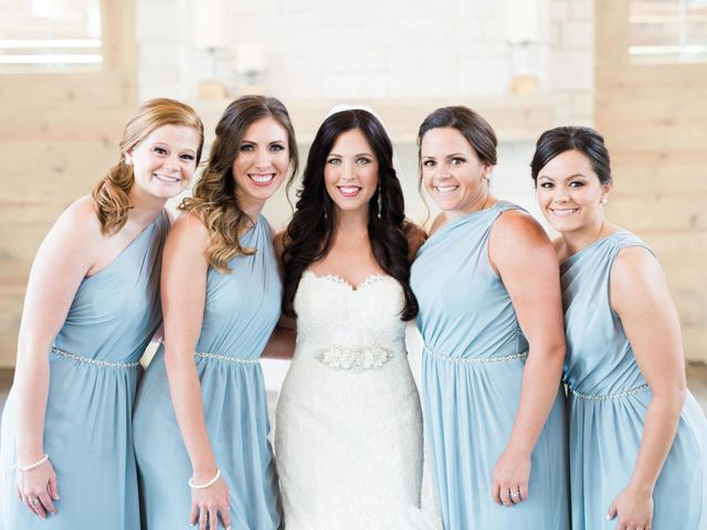 Lindsay and Chase's wedding in Texas 6
