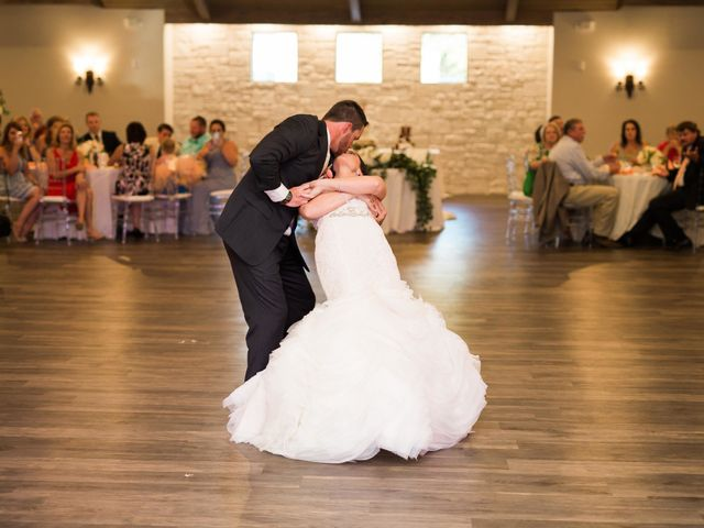 Lindsay and Chase's wedding in Texas 26