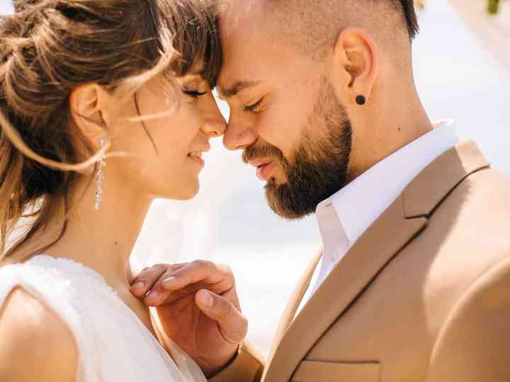 The wedding of Dima and Ira