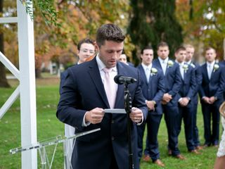 Kyle and Nicole's Wedding in Newtown Square, Pennsylvania 40