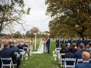 Kyle and Nicole's Wedding in Newtown Square, Pennsylvania 43