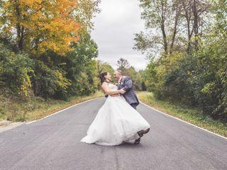 The wedding of Zach and Shandi