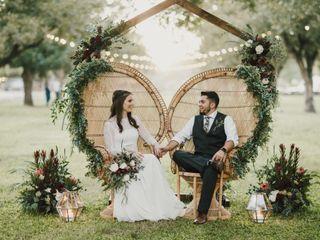 The wedding of Ryan and Sabrina