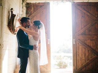 The wedding of Alyssa and Victor