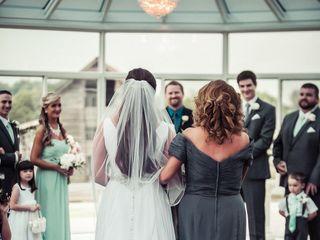 The wedding of Christa and Josh 3