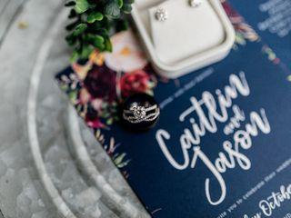 The wedding of Caitlin and Jason 3