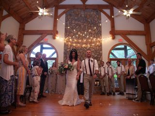The wedding of Kaylie and Chris 1