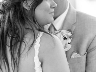 The wedding of Nate and Cheyanne 1