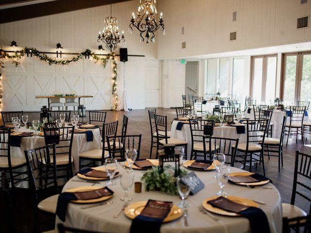 Jason and Caitlin's Wedding in Coto De Caza, California 2