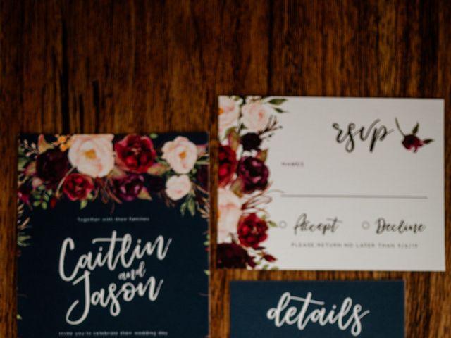 Jason and Caitlin's Wedding in Coto De Caza, California 5