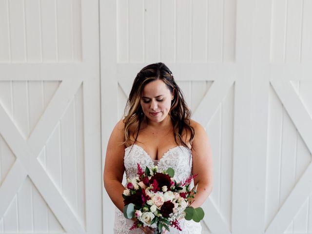 Jason and Caitlin's Wedding in Coto De Caza, California 13