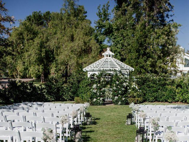 Jason and Caitlin's Wedding in Coto De Caza, California 14