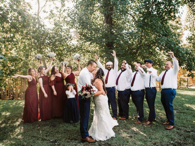 Jason and Caitlin's Wedding in Coto De Caza, California 15