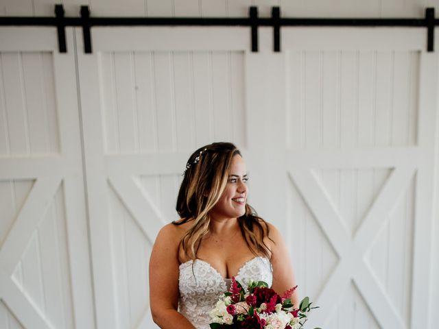 Jason and Caitlin's Wedding in Coto De Caza, California 16