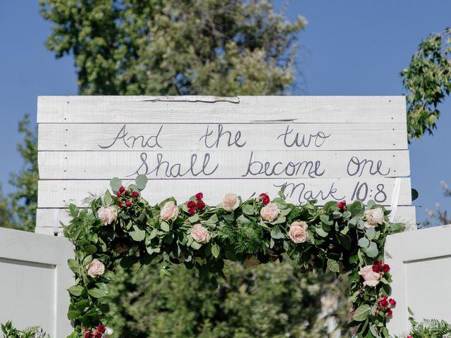 Jason and Caitlin's Wedding in Coto De Caza, California 22