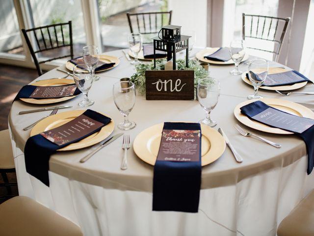 Jason and Caitlin's Wedding in Coto De Caza, California 24
