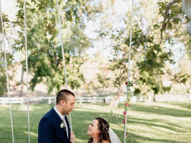 Jason and Caitlin's Wedding in Coto De Caza, California 25