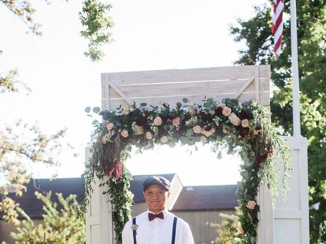 Jason and Caitlin's Wedding in Coto De Caza, California 26