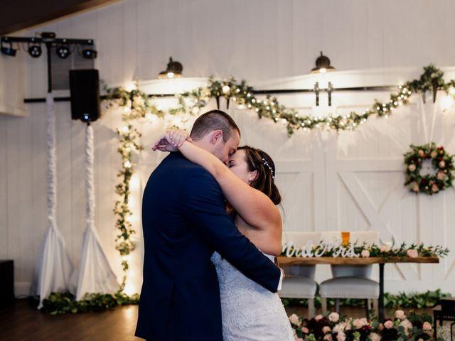 Jason and Caitlin's Wedding in Coto De Caza, California 27
