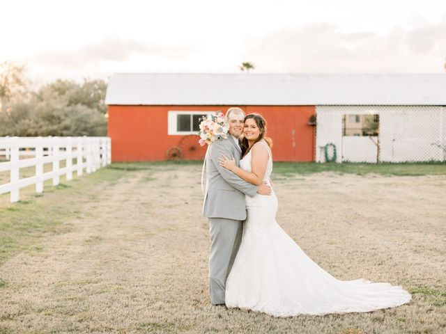 The wedding of Nate and Cheyanne