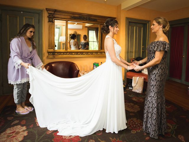 Kyle and Jenna's Wedding in Washingtonville, New York 10