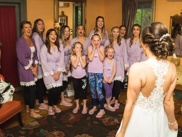 Kyle and Jenna's Wedding in Washingtonville, New York 12
