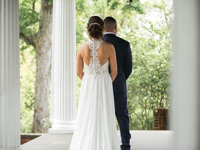 Kyle and Jenna's Wedding in Washingtonville, New York 19