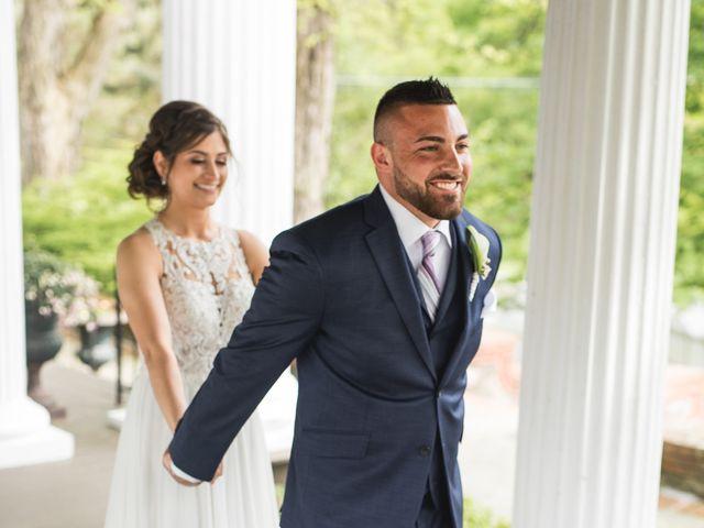 Kyle and Jenna's Wedding in Washingtonville, New York 20