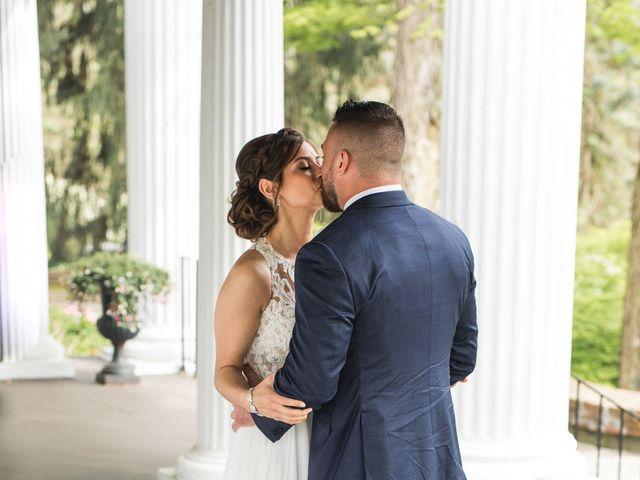 Kyle and Jenna's Wedding in Washingtonville, New York 21