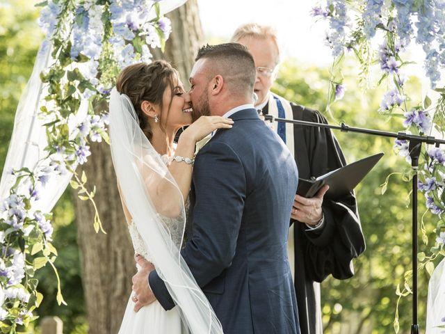 Kyle and Jenna's Wedding in Washingtonville, New York 24