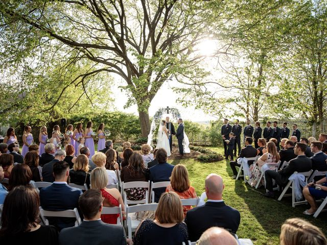 Kyle and Jenna's Wedding in Washingtonville, New York 25