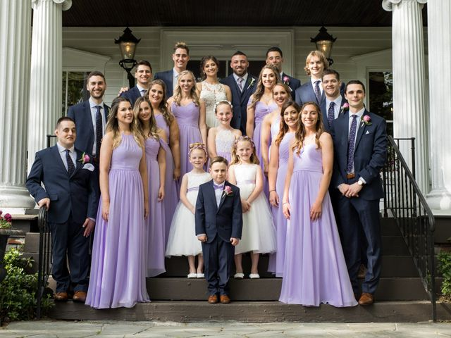Kyle and Jenna's Wedding in Washingtonville, New York 27