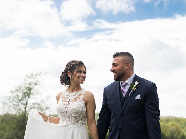 Kyle and Jenna's Wedding in Washingtonville, New York 29