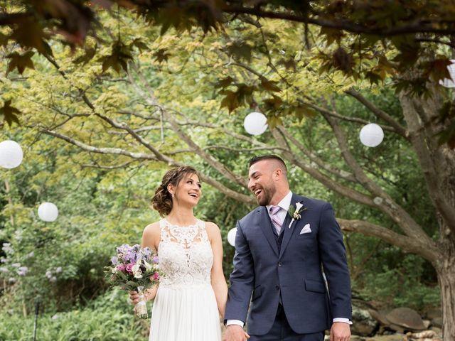 Kyle and Jenna's Wedding in Washingtonville, New York 31