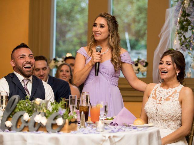 Kyle and Jenna's Wedding in Washingtonville, New York 32