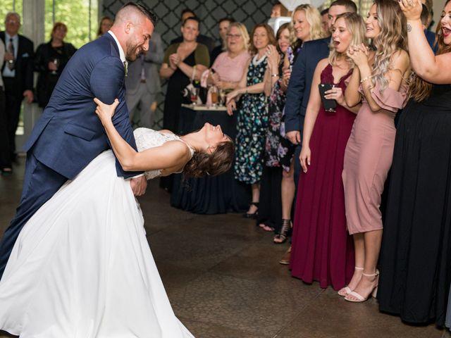 Kyle and Jenna's Wedding in Washingtonville, New York 37