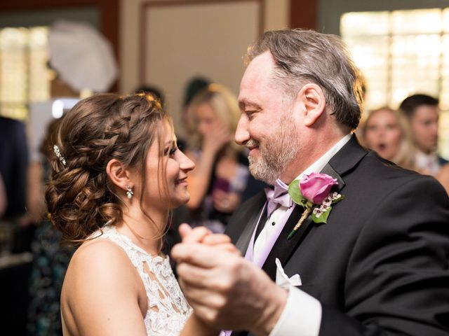 Kyle and Jenna's Wedding in Washingtonville, New York 38