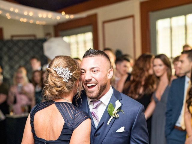 Kyle and Jenna's Wedding in Washingtonville, New York 39