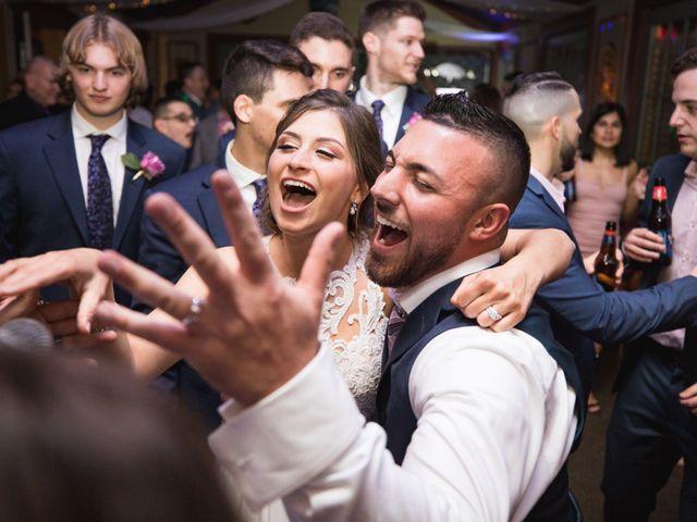 Kyle and Jenna's Wedding in Washingtonville, New York 2