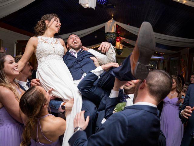 Kyle and Jenna's Wedding in Washingtonville, New York 40